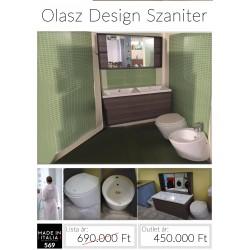 Venga fürdőszobabútor szaniterrel