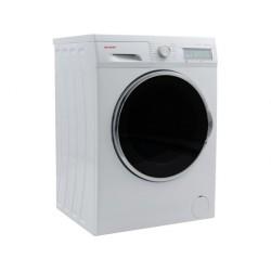 SHARP ES-FC8144W3-EE elöltöltős mosógép, 8kg kapacitás, A+++ energiaosztály