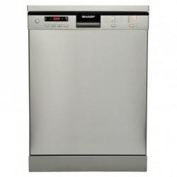 SHARP QWT24F443I-EU mosogatógép, 15 terítékes, A+++ energiaosztály