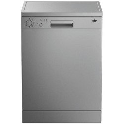 BEKO DFN05211S mosogatógép, 12 terítékes, A+ energiaosztály
