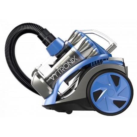 VYTRONIX CYL01 Porzsák nélküli porszívó, 800 W teljesítmény, 2 liter tárolókapacitás, HEPA filter