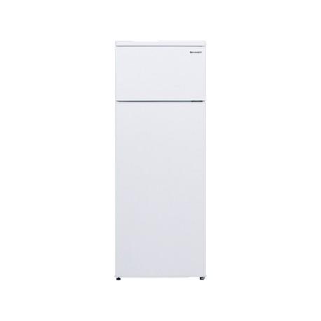 SHARP SJ-T2227M4W-EU Felülfagyasztós kombinált hűtő, No Frost rendszer