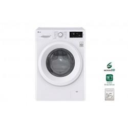 LG F14WM7LN0 Elöltöltős mosógép, 7 kg kapacitás, A+++ energiaosztály, Direct Drive motor