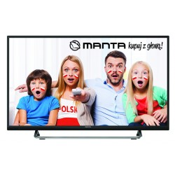 "MANTA LED94005 FULL HD LED TV, Képernyőméret 40""/102 cm"