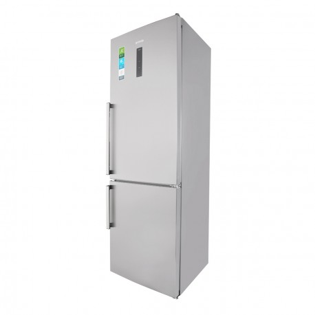 GORENJE NRK6192TX Kombinált hűtő, AdaptTech hűtés technológia, NoFrost