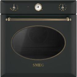 SMEG SF855AO Hőlégkeveréses beépíthető sütő, 70 literes űrtartalommal