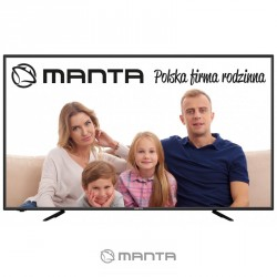 MANTA 65LUA58L SMART (Android), 4K LED TV