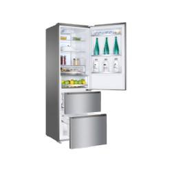 HAIER A3FE735CMJ 3 ajtós Kombinált hűtő, No Frost rendszer, A++ energiaosztály