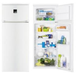 ZANUSSI ZRT23100WA Felülfagyasztós kombi hűtő, No Frost, A+ Energiaosztály