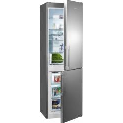 BAUKNECHT KGSF 18 A2+ IN Kombinált alulfagyasztós hűtőszekrény