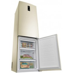LG GBB60SEFZS Kombinált alulfagyasztós hűtőszekrény, A+++