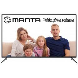 MANTA 55LUA57L Ultra HD Smart LED Tv