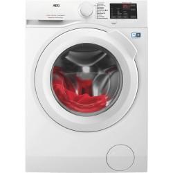 AEG L6FB54480 Elöltöltős mosógép, 8kg kapacitás, 1400rpm centrifuga, A+++ energiaosztály