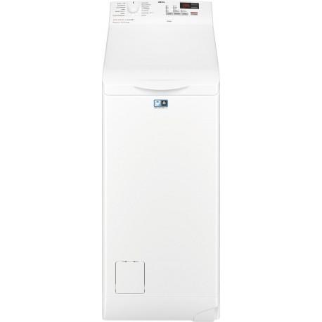 AEG L6TB40260 Felültöltős mosógép, 6 kg mosási kapacitás, A+++ energiaosztály