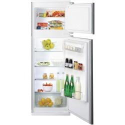 BAUKNECHT KDI 2144 A++ Beépíthető kombi hűtő, 178/42 liter, A++ energiaosztály