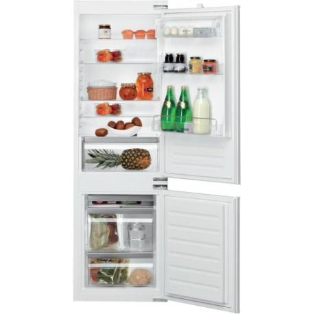 BAUKNECHT KGIE 1182 A+ Beépíthető kombi hűtő, 195/80 liter, A+ energiaosztály