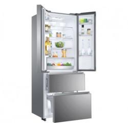 HAIER HB16FMAAA Kombinált hűtőszekrény, 424 liter kapacitás, NoFrost