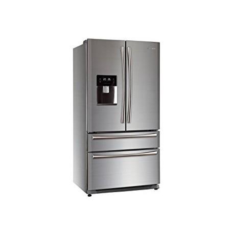 HAIER HB22FWRSSAA Side by side hűtő, 519 liter kapacitás, A+ energiaosztály, NoFrost