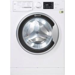 BAUKNECHT WM Sense 8G43PS Elöltöltős mosógép, Inverter motor, A+++ energiaosztály