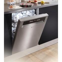 BAUKNECHT OBUO Super Eco X Beépíthető mosogatógép, 14 teríték, A+++ energiaosztály