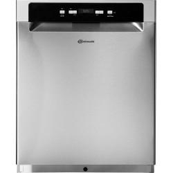 BAUKNECHT BUC 3B+26 X Beépíthető mosogatógép, 14 teríték, A++ energiaosztály