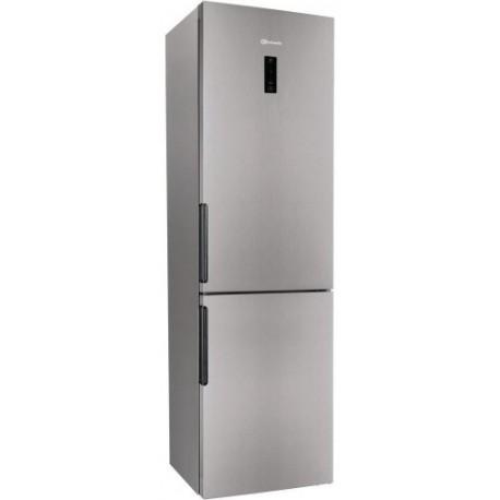 BAUKNECHT KGN 186 A2+ IO Kombinált hűtő, A++ energiaosztály, Total No Frost