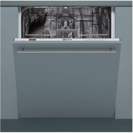 BAUKNECHT BKIC 3C26 Beépíthető mosogatógép, 14 teríték, A++ energiaosztály, 8 program
