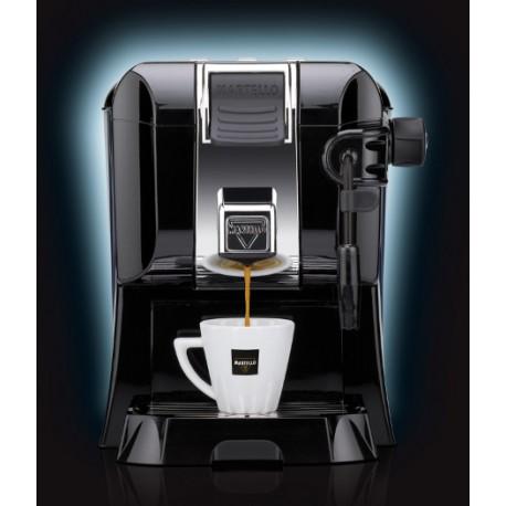 MARTELLO VERONA-B Kapszulás kávéfőző, fekete