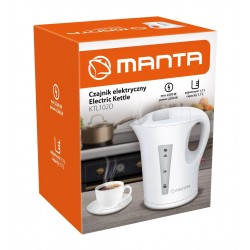 MANTA KTL102O 1,7 litteres fehér vízforraló