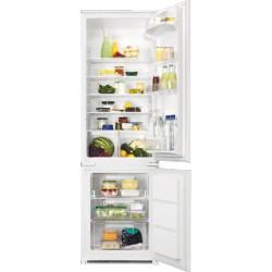 PROGRESS PKG1843 Beépíthető kombi hűtő, 196/72 liter, A+ energiaosztály