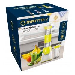 MANTA SBL920L smoothie készítő sárga- Premium