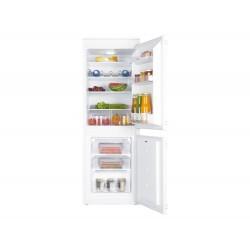 AMICA EKGC16169 Beépíthető kombi hűtő, 142/60 liter, A+ energiaosztály