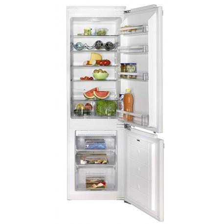 AMICA EKGC36167 Beépíthető kombi hűtő, 120/70 liter, A+ energiaosztály