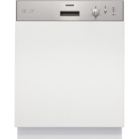 ZANKER KDI10003XB Beépíthető mosogatógép, 13 teríték, A+ energiaosztály