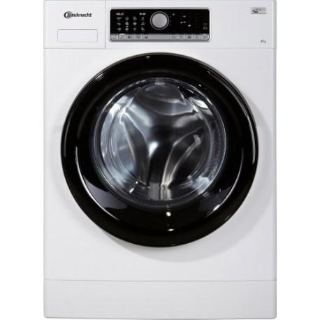 BAUKNECHT WM STYLE 824 ZEN Elöltöltős mosógép, 8 kg kapacitás, A+++ energiaosztály