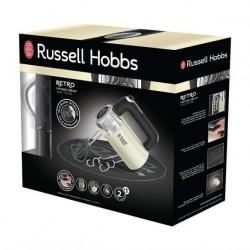 RUSSELL HOBBS 25202-56 RETRO Vintage Cream Kézi mixer