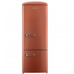 GORENJE RK60319OCR Retro Kombi hűtőt A++ energiaosztály, LED belső világítás