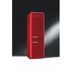 SMEG FAB32RRN1 Retro kombi hűtő, 229/75 liter, A++ energiaosztály, No Frost