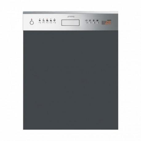 SMEG PLA6442X2 Beépíthető mosogatógép, 13 teríték, A+++ energiaosztály, 9 program