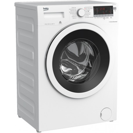 BEKO WMY 81483 PTLE Elöltöltős mosógép, 8 kg kapacitás, A+++ energiaosztály