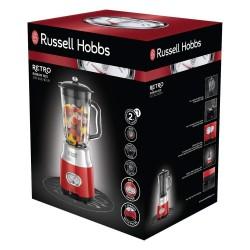 RUSSELL HOBBS 25190-56 RETRO classic blan PIROS TURMIXGÉP