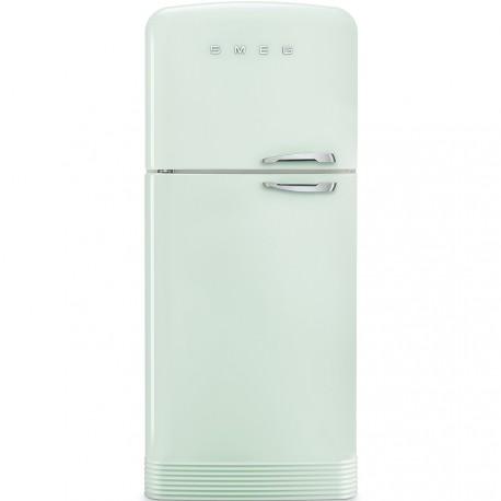 SMEG FAB50LPG Retro kombinált hűtőszekrény, A++ energiaosztály, 315/97 liter kapacitás