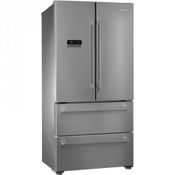 SMEG FQ55FX2PE Side by Side hűtő, 387/152 liter, A++ energiaosztály, No Frost