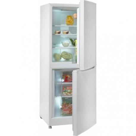 HANSEATIC BCD-180NCA3W Kombinált hűtő, A+++ energiaosztály, 113/65 liter kapacitás