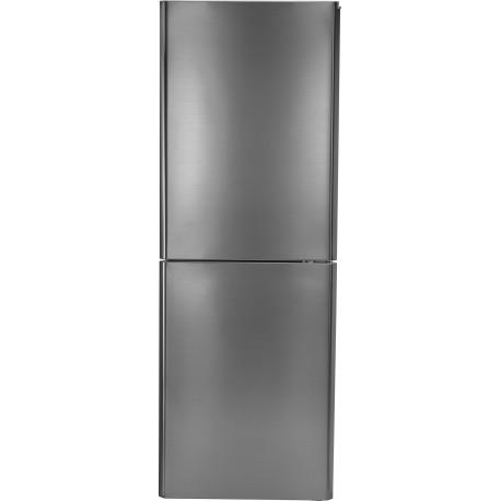 HANSEATIC BCD-210SZSCS Kombinált hűtő, A+++ energiaosztály, 134/75 liter kapacitás