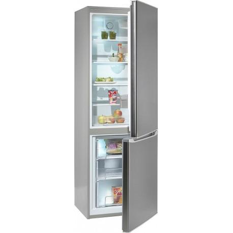 HANSEATIC BCD-310CA2S Kombinált hűtő, A++ energiaosztály, 216/84 liter kapacitás