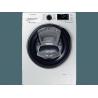 SAMSUNG WW8GK6400QW Elöltöltős mosógép, 8 kg kapacitás, A+++, Inverter motor