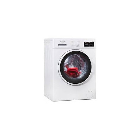 HANSEATIC HWT7512B Szárítós mosógép, 7/5 kg kapacitás, 1200 rpm centrifuga, Inverter motor