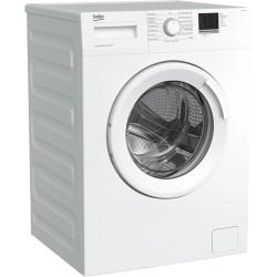 BEKO WML 16106 N Elöltöltős mosógép, 6 kg kapacitás, 1000 rpm, A+ energiaosztály