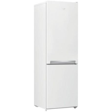 BEKO RCSA270K20W Kombinált hűtő, 175/87 liter, A+ energiaosztály, 2 Év Gyári Garancia!